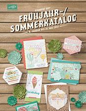 Frühjahr-Sommer 2017 Katalog