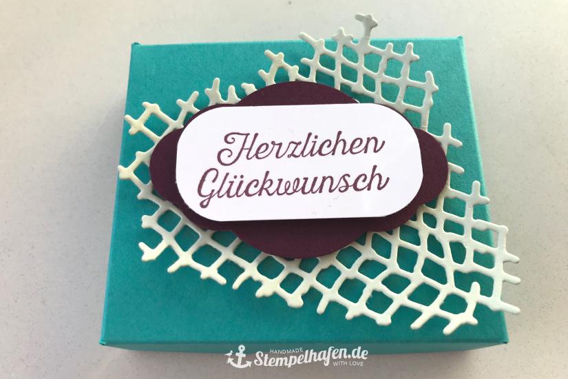 Schachtel 2 Traum vom Meer von Svenja Hinsch