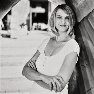 Svenja Hinsch vom Stempelhafen