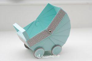 Babywagen als Geschenk zur Geburt
