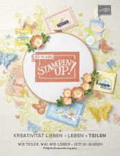 Katalog Frühjahr Sommer 2019 Stampin Up Bastelbedarf Hamburg