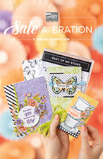 Sale-A-Bration 2019 Stampin Up Bastelbedarf Hamburg